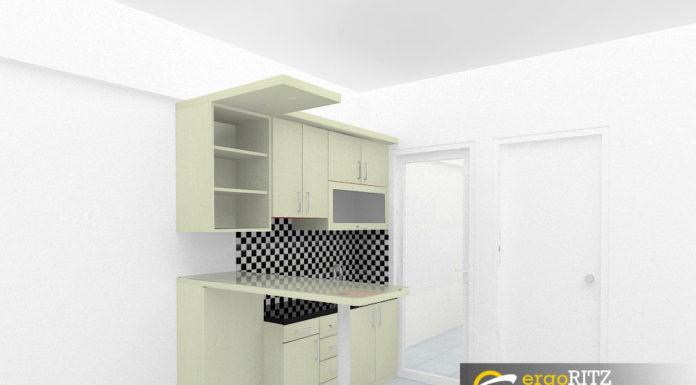 3D Design Kitchen Set