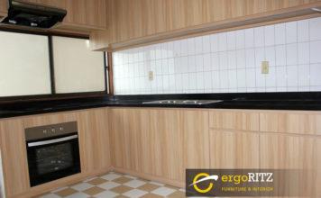 kitchen set apartemen sultan
