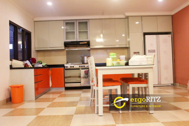 Kitchen set duco