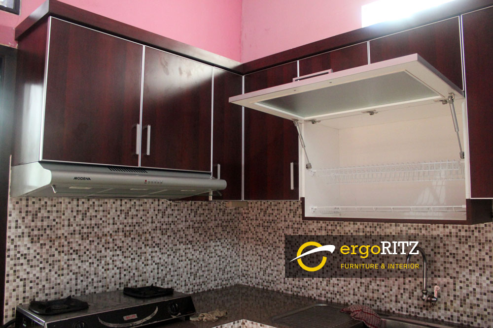 Kitchen Set Rak Piring Atas Ergoritz Furniture